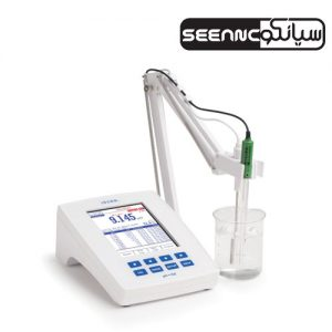 pH/ORP/ISE/Temperature متر آزمایشگاهی هانا آمریکا مدل HANNA HI5222-02