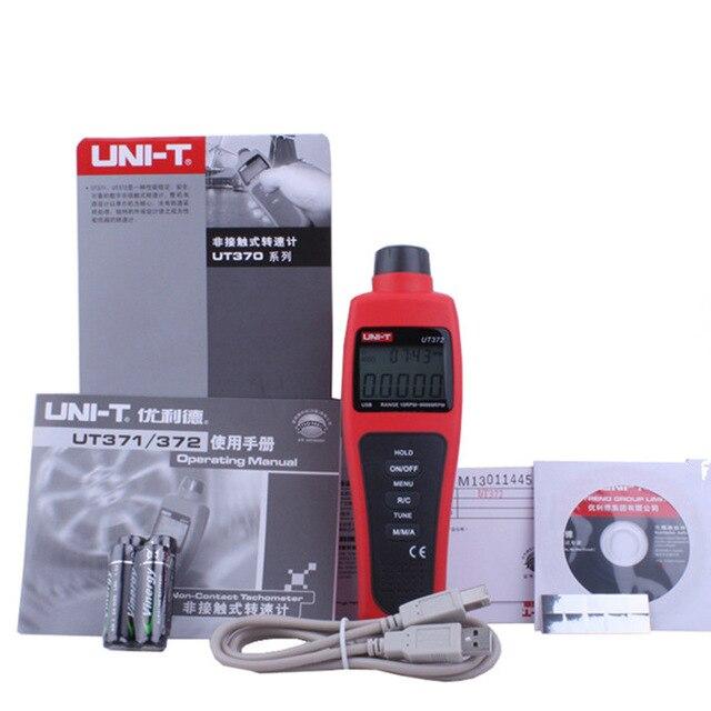 دستگاه دور سنج لیزری مدل Tachometers UT372