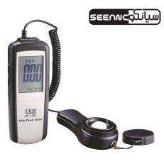 دستگاه سنجش تشعشع خورشید CEM DT-1307