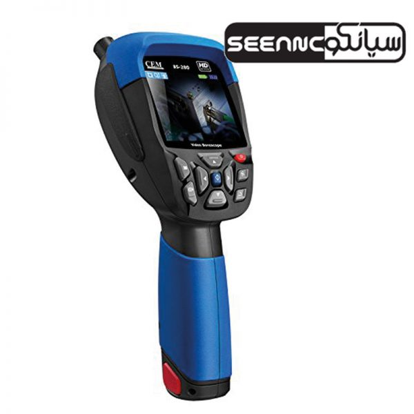 ویدئو بروسکوپ اندوسکوپ دیجیتال صنعتی CEM BS-280