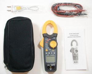 CEM DT-3347 1000A AC DC Clamp-Table Clamp Meter Tester-3