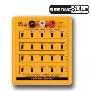 Lutron-CAPACITANCE-DECADE-BOX-Model-CBOX-406
