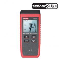 ترمومتر(حرارت سنج) تماسی یونیتی مدلUNI-T UT-320D