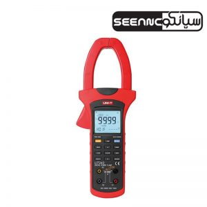 UNI-T-UT243-TRUE-RMS-3-Phase-Harmonic-Analysis-Clamp-Meter-AC-Voltage-Current-Meter-DataSEEANCO