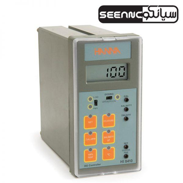 کنترلر اکسیژن محلول با خروجی آنالوگ Hanna HI 8410