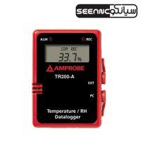 دیتالاگر دما و رطوبت سنج صنعتی امپروب مدل Amprobe TR200-A