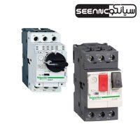 کلید حرارتی محافظ موتور نمایندگی اشنایدر الکتریک سری TeSys GV2
